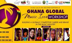 Ghana Global Music Icon Week