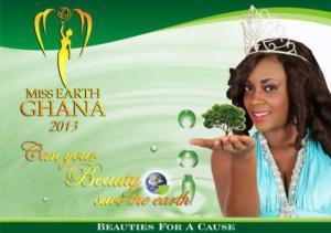 Miss Earth Ghana
