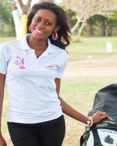 Miss Ghana 2012 winner