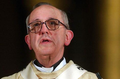 Pope Francis I (Cardinal Jorge Mario Bergoglio)