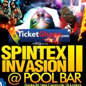 TicketGhana Spintex Invasion