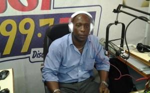 Late Joy FM Radio presenter