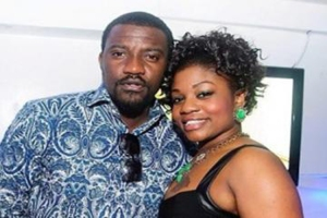 John Dumelo and Harrina Alexander