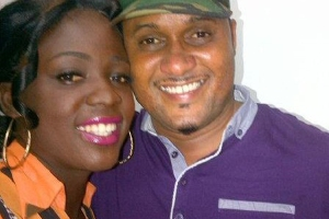 Tracey Boakye and Omar Captan