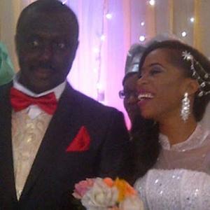 Femi Brainard and Uche Nwokocha