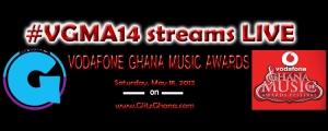 VGMA Stream on GlitzGhana