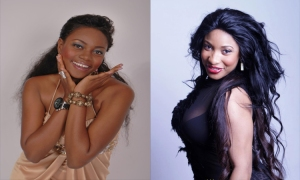 Yvonne Nelson and Tonto Dikeh