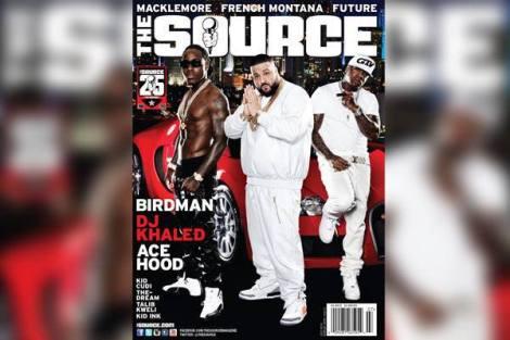 DJ Khaled, Birdman, Ace Hood