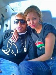 Huddah+arrives+Kenya+Prezzo