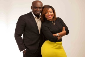 PY Addo Boateng and Joselyn Dumas