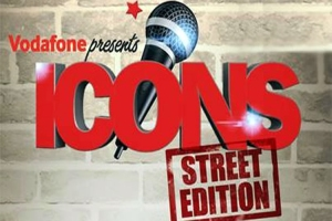 Vodafone Icons Street edition