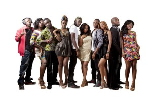 Vodafone Icons Streets Edition contestants
